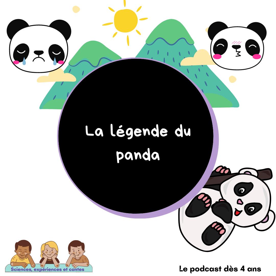 La légende du panda